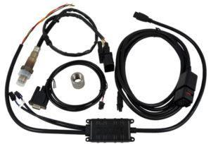 LC-2 Lambda Cable, 8 ft. Sensor Cable, & O2 Kit (no gauge) With Serial Patch Cable (4-pin molex to 4-pin molex)