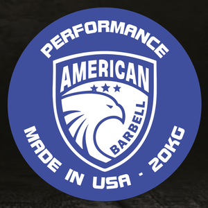 American Barbell | Olympic Barbell - Performance Bearing - PRE-ORDER - XTC Fitness - Toronto, Canada