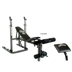 York Barbell | 9600 Enforcer Bench Press - XTC Fitness