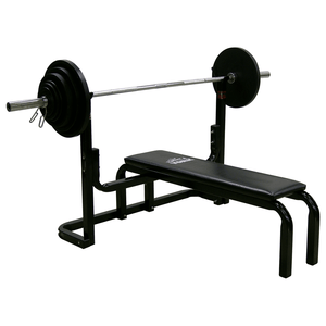 York Barbell | 9201 Powerlifting Bench Press - XTC Fitness