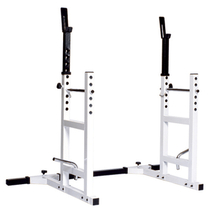 York Barbell | Pro Series 204 Squat Rack - XTC Fitness - Toronto, Canada