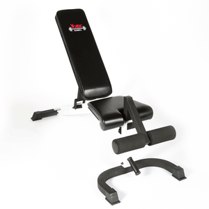 York Barbell | FTS Flex-Bench w/ Foot Hold-down (FID) - XTC Fitness
