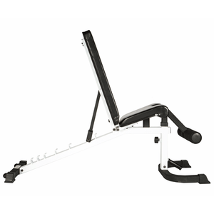 York Barbell | FTS Flex-Bench w/ Foot Hold-down (FID) - XTC Fitness - Toronto, Canada
