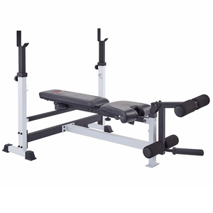 York Barbell | FTS Olympic Combo Bench w/ Leg Developer - XTC Fitness