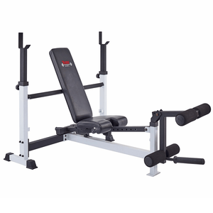 York Barbell | FTS Olympic Combo Bench w/ Leg Developer - XTC Fitness - Toronto, Canada