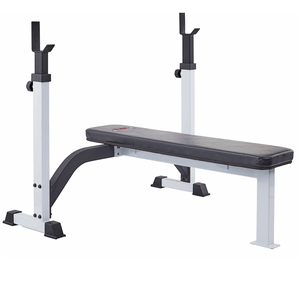 York Barbell | FTS Olympic Fixed Flat Bench - XTC Fitness