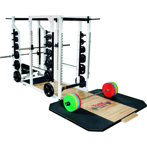 York Barbell | STS Triple Combo Rack - XTC Fitness - Toronto, Canada