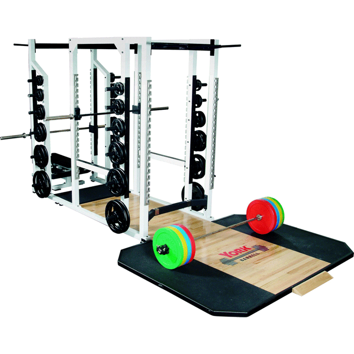 York Barbell | STS Triple Combo Rack