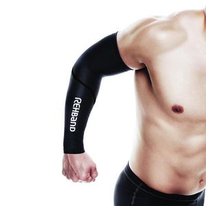 Rehband | QD Compression Arm Sleeve (pair) - XTC Fitness