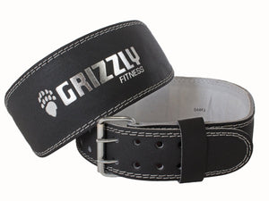 Grizzly Fitness | Padded Pacesetter Training Belt - XTC Fitness - Toronto, Canada