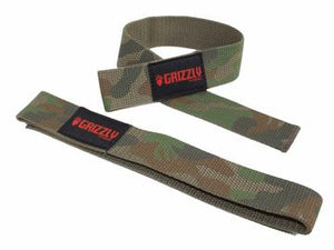 Grizzly Fitness | Lifting Straps - XTC Fitness - Toronto, Canada