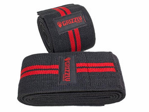 Grizzly Fitness | Power Lifting Knee Wraps - XTC Fitness - Toronto, Canada