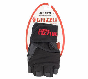 Grizzly Fitness | Wrist Wrap Gloves - Nytro - XTC Fitness - Toronto, Canada