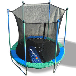 Trainor Sports | Trampoline and Enclosure with Trampballoon - 8' - XTC Fitness - Toronto, Canada