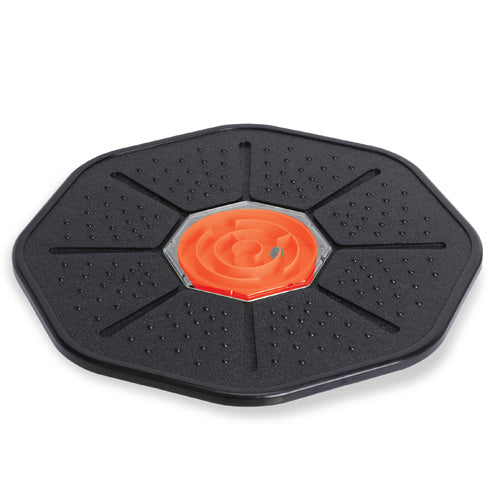 Iron Body Fitness | Balance Board w/ Adjustable Height