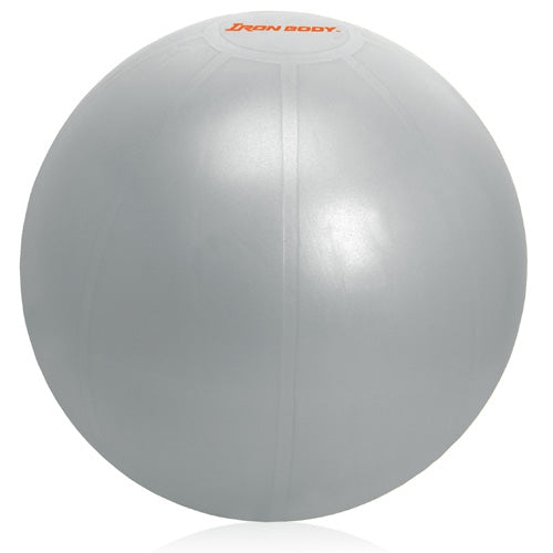 Iron Body Fitness | Pro Series Gym Ball - 1000lb (Anti-Burst)