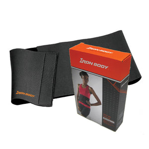 Iron Body Fitness | Waist Trimmer Belt - XTC Fitness