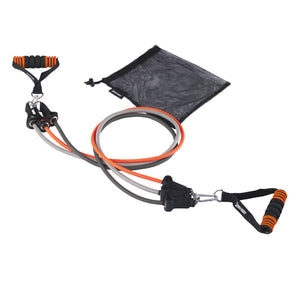 Iron Body Fitness | Adjustable Resistance Cord Set - XTC Fitness
