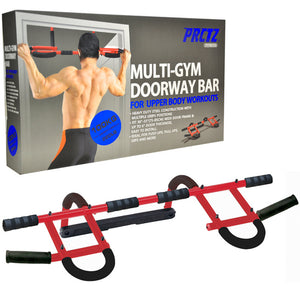 PRCTZ | Multi-Function Door Gym - Pull-Up Bar Plus - XTC Fitness