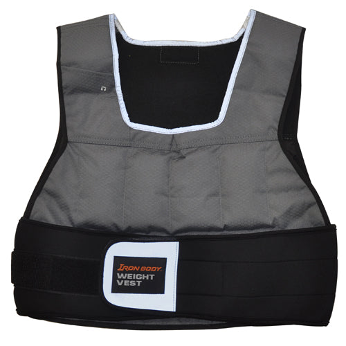 Iron Body Fitness | Flex Fit Weight Vest - 20lb
