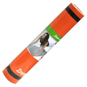 Iron Body Fitness | Two Tone Yoga Mat - XTC Fitness