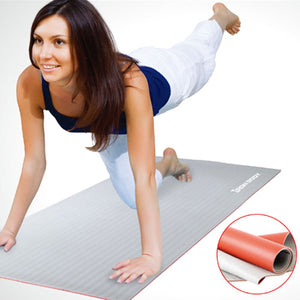Iron Body Fitness | Two Tone Yoga Mat - XTC Fitness - Toronto, Canada