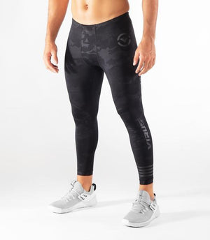 Virus | AU8 BioCeramic Compression Tech Pants - XTC Fitness - Toronto, Canada
