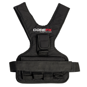 COREFX | Weighted Vest - 20LB - XTC Fitness - Toronto, Canada