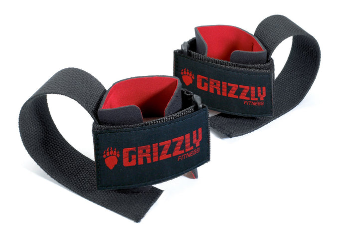 Grizzly Fitness | Deluxe Lifting Wrist Wraps