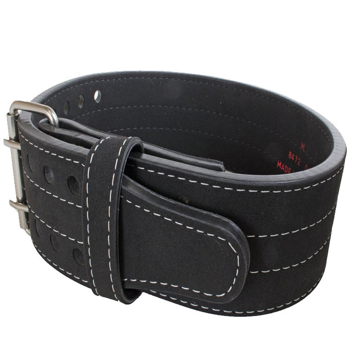 Grizzly Fitness | Double Prong Power Lifting Belt - 4""