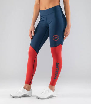 Virus | EAU21.5 Bioceramic V2 Compression Pants - XTC Fitness - Toronto, Canada