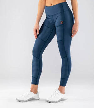 Virus | EAU24 Onyx Bioceramic Compression Pants - XTC Fitness - Toronto, Canada
