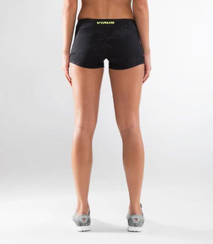 Virus | ECO22.5 Women's Stay Cool Data Training Shorts with Mesh - XTC Fitness - Toronto, Canada