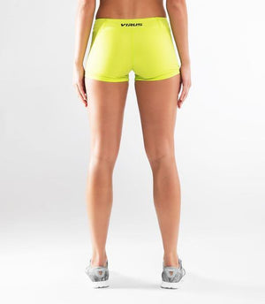 Virus | ECO22 Women's Stay Cool Data Training Shorts - XTC Fitness - Toronto, Canada