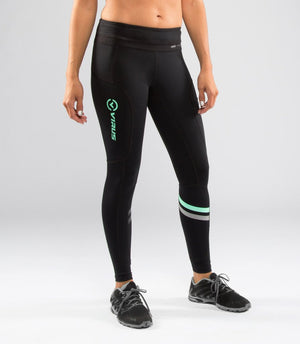 Virus | ECO19 Women's Stay Cool Lunar Active Tech Full Pant - XTC Fitness - Toronto, Canada