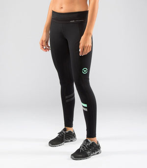 Virus | ECO19 Women's Stay Cool Lunar Active Tech Full Pant - XTC Fitness