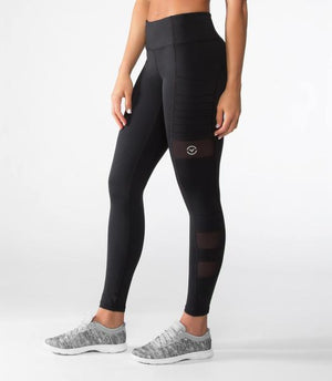 Virus | ECO40 Stay Cool Zepu Mesh Compression Pant - XTC Fitness - Toronto, Canada