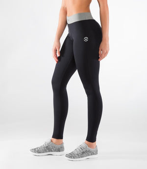 Virus | ECO49 CoolJade Jet Compression Leggings - XTC Fitness - Toronto, Canada