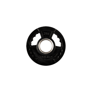 York Barbell | Olympic Plates - G2 Thin Line - Rubber Coated - PRE-ORDER - XTC Fitness - Toronto, Canada