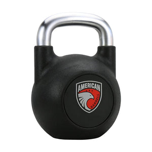 American Barbell | Competition Rubber Coated Kettlebells - XTC Fitness