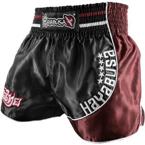Hayabusa | Lion Warrior Muay Thai Shorts - XTC Fitness