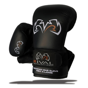 Rival | Mexican Bag Gloves - RB3 - XTC Fitness - Toronto, Canada