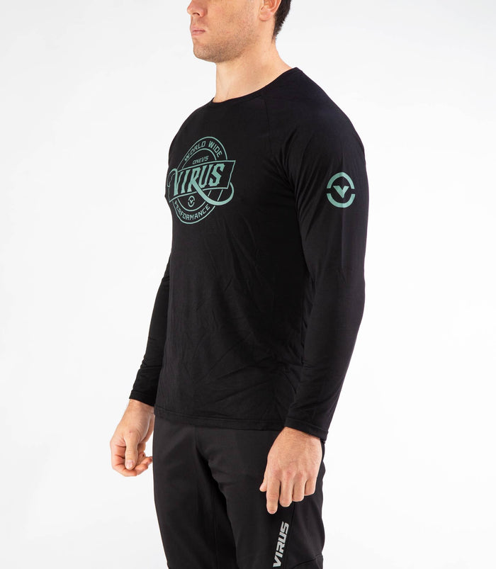 Virus | PC89 One VS. Raglan Long Sleeve