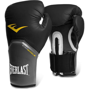 Everlast | Pro Style Elite Youth Training Gloves Black - XTC Fitness - Toronto, Canada