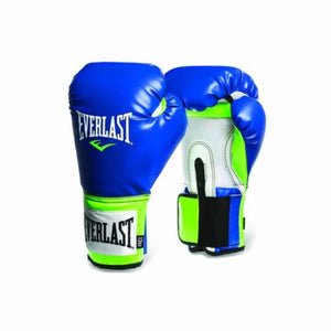 Everlast | Pro Style Training Boxing Gloves Blue Green - XTC Fitness - Toronto, Canada