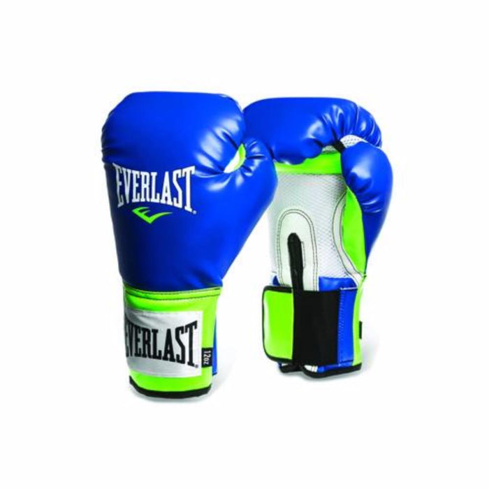 Everlast | Pro Style Training Boxing Gloves Blue Green