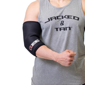 Sling Shot | STrong Elbow Sleeves - Black - XTC Fitness - Toronto, Canada