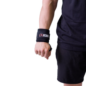 Sling Shot | STrong Wrist Wraps - Black - XTC Fitness - Toronto, Canada