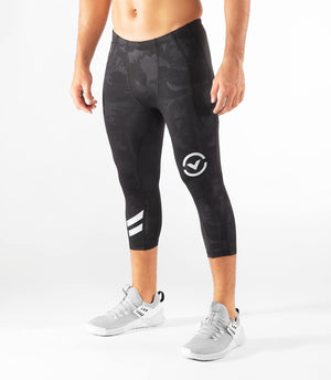 Virus | SIO17 Stay Warm Compression 3/4 Boot Cut - XTC Fitness - Toronto, Canada