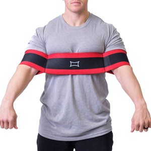 Sling Shot | Push-Up Sling Shot - Black/Red